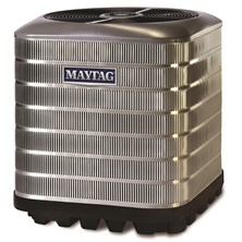 A/C stainless steel Maytag 14seer 2t