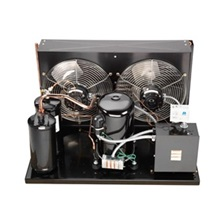 Condensing Unit Commercial Low temperature R404A Electricity 4838BTU 12.0AMP