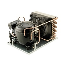 Condensing Unit Commercial High temperature R134A Electricity 2970BTU 7.2AMP